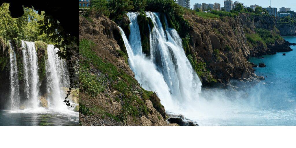 Duden Waterfalls Green flora | Best Turkey Holiday destinations