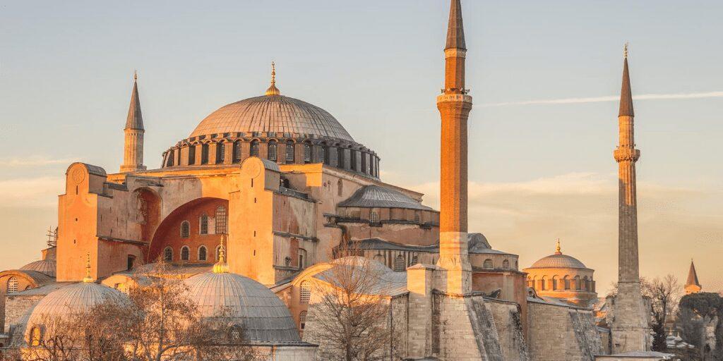 elaborate building in sunset|Best Holiday Destinations Turkey