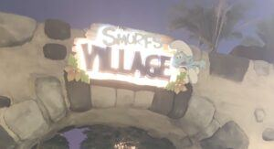 Smurfs Village Playhouse | Motiongate Dubai Parks and Resorts.
