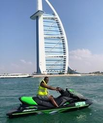 Burj Al Arab JetSki