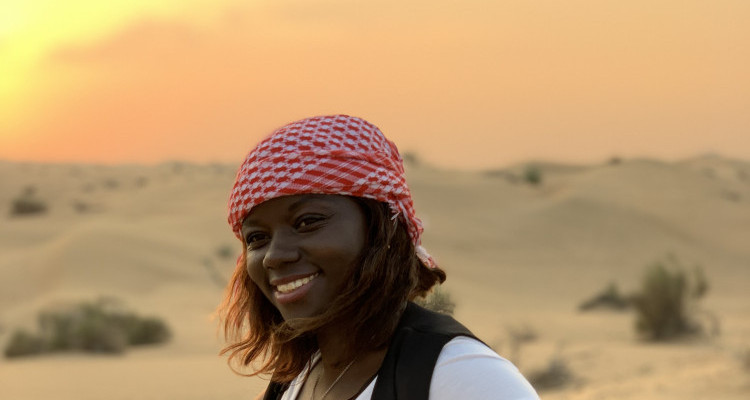 Dubai Desert Safari by 13weekstravel