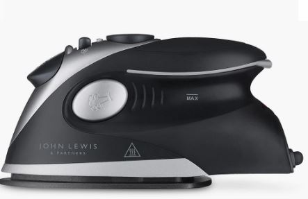 3 Best Rated Clothes Iron - John Lewis iron