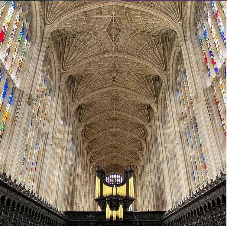 Weekend Away to Cambridge - Kings College