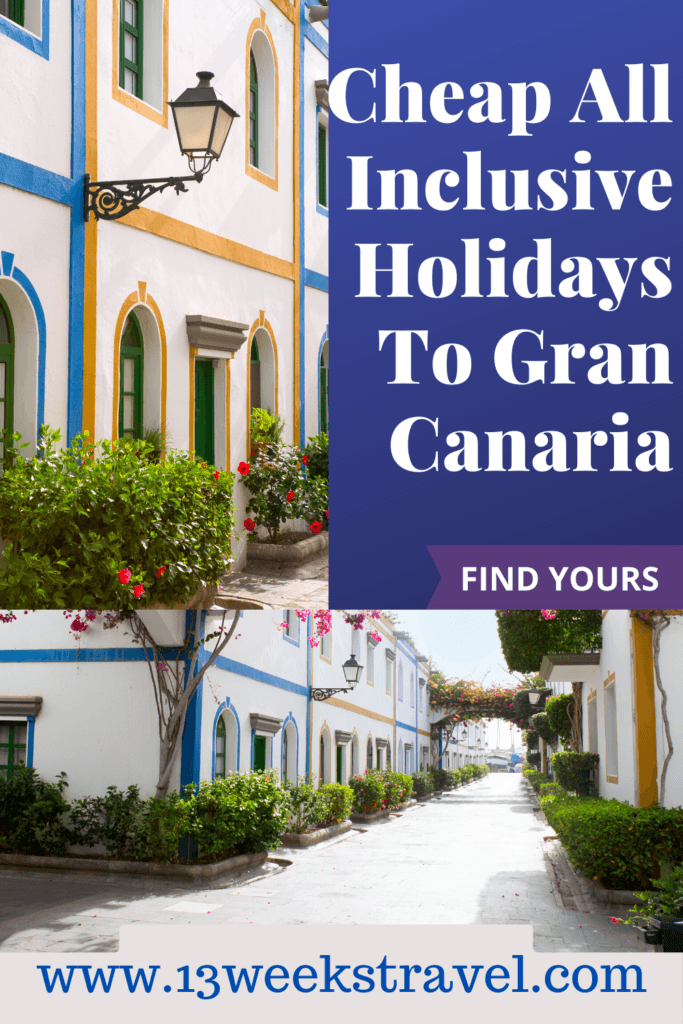 Cheap All Inclusive Holidays in Gran Canaria