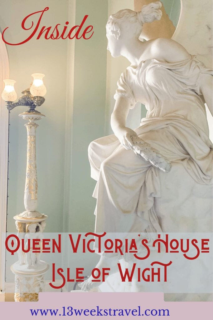 Queen Victoria's House Isle of Wight