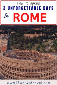 All-inclusive Rome Vacation