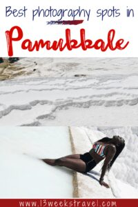 Best Photography spot in Pamukkale