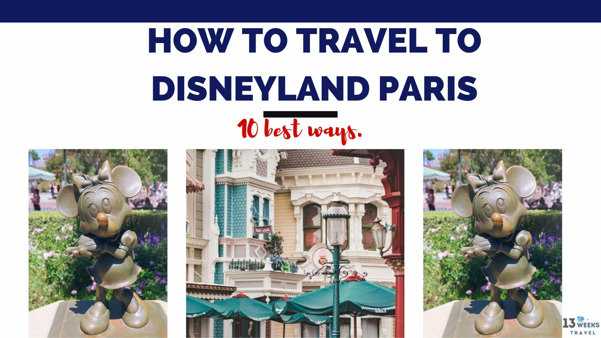 How to travel to Disneyland Paris FP