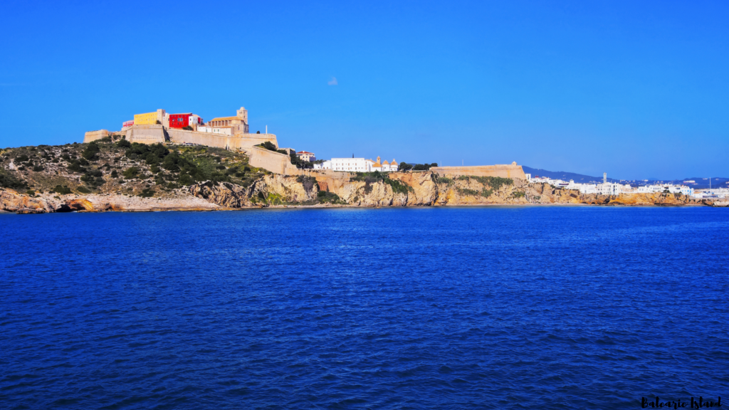 All Inclusive Holidays Spain| Sea views from Balearic Island