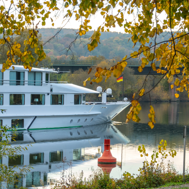 most luxurious river cruises in Europe