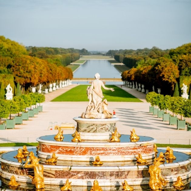 The Gardens of Versailles_13 Weeks Travel_ From London to France