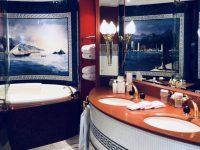 Bathroom at Burj Al Arab by 13 Weeks Travel