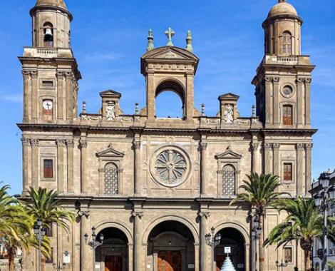Las Palmas Catedral Gran Canaria