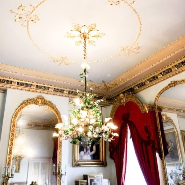 Queen Victoria's House Isle of Wight Audience Room